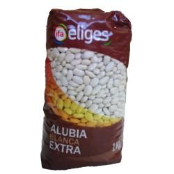 Alubias blancas Ifa eliges, 1kg