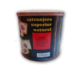 Café molido natural VEGÉ 250 g