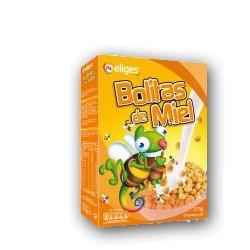 Cereales IFA ELIGES bolitas de miel