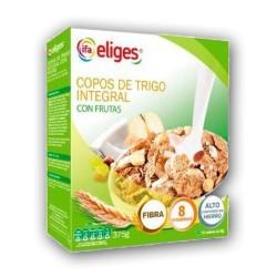 Cereales IFA ELIGES copos y fruta 375 g