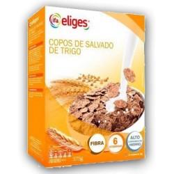 Cereales IFA ELIGES copos y salvado 375 g
