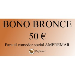 BONO 50€ AMFREMAR