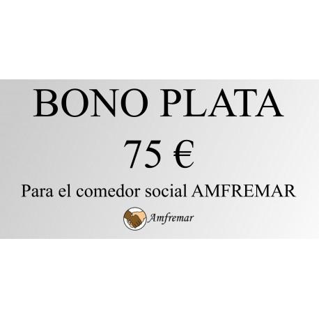 BONO 75€ PARA EL COMEDOR SOCIAL AMFREMAR