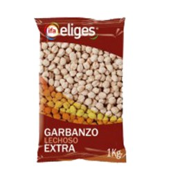 Garbanzos Ifa eliges, 1kg