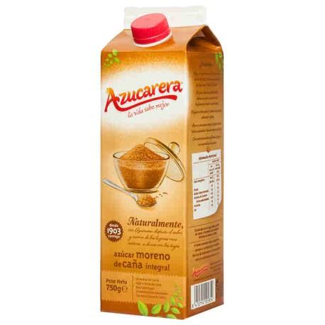 Azúcar moreno AZUCARERA, 750 g