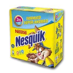 NESTLÉ NESQUIK cacao instantáneo 2 kg