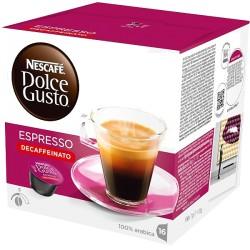 NESCAFÉ DOLCE GUSTO espresso descafeinado
