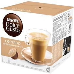 NESCAFÉ DOLCE GUSTO cortado espresso