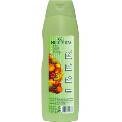 Gel multifrutas IBER