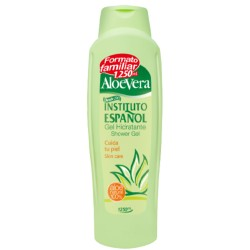 Gel aloe vera  INSTITUTO ESPAÑOL