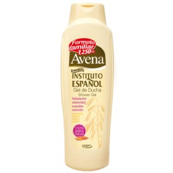 Gel avena  INSTITUTO ESPAÑOL