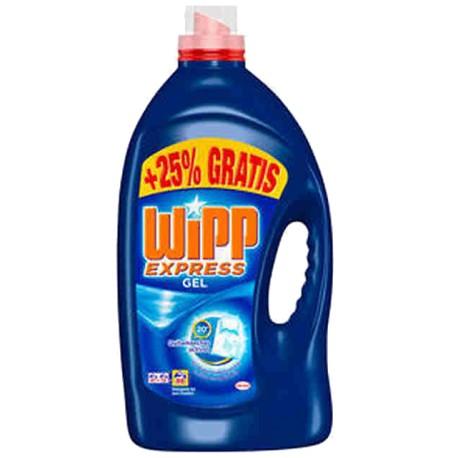 Detergente líquido WIPP EXPRESS