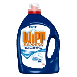 Detergente líquido WIPP EXPRESS BLANCO TOTAL