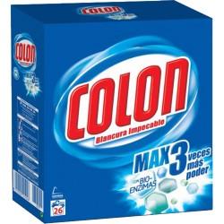 Detergente lavadora COLÓN en polvo