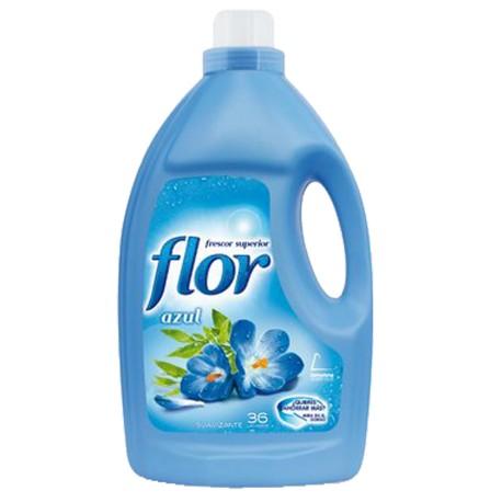 Suavizante azul FLOR