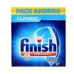 Lavavajillas máquina FINISH CLASSIC