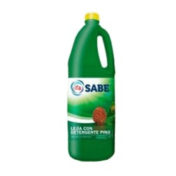 Lejia con detergente IFA SABE pino