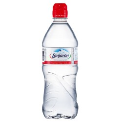 Agua mineral LANJARÓN A, 0,5l Pack 24 uds.