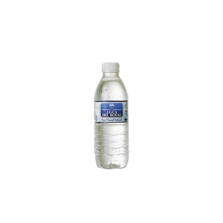 Agua mineral AGUA DEL ROSAL, 0,5l Pack 24 uds.
