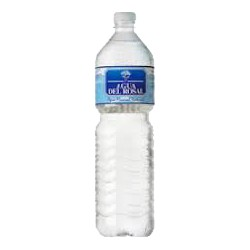 Agua mineral AGUA DEL ROSAL, 1,5l Pack 6 uds.