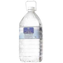 Agua mineral AGUA DEL ROSAL, 8 l