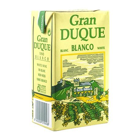 Vino blanco GRAN DUQUE, 1l
