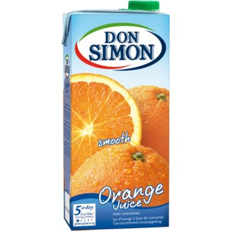 Zumo DON SIMÓN, naranja