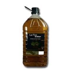Aceite de oliva virgen LA FLOR DE MÁLAGA 5l