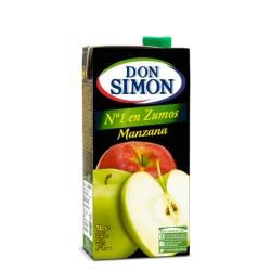 Zumo DON SIMÓN, manzana 12 uds.