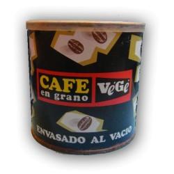 Café molido descafeinado VEGÉ 250 g