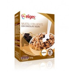Cereales IFA ELIGES pétalos chocolate 375 g