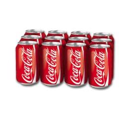 Coca-Cola  33cl, Pack 12 uds.