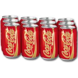 Coca-Cola sin cafeína 33cl, Pack 12 uds.