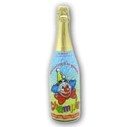 Champin sin alcohol 75 cl