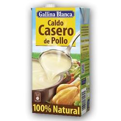 Caldo carne GALLINA BLANCA 1l