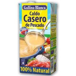 Caldo pescado GALLINA BLANCA 1l