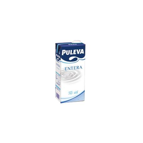 Leche entera Puleva, 1l Pack 6 uds.