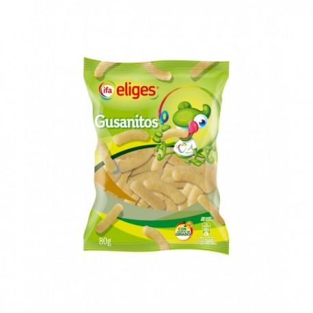 Gusanito IFA ELIGES o similar 80 gr.