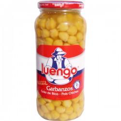 Garbanzo cocido LUENGO 570 gr.
