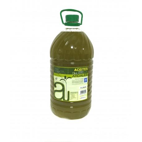 Aceite de oliva virgen extra ARDALES 5 l.