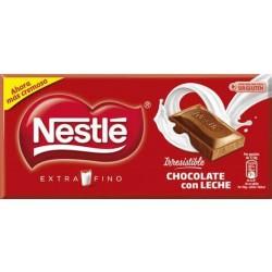 Chocolate extrafino NESTLÉ 120 gr.