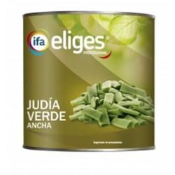 Judías verdes en tiras IFA ELIGES o similar 780 gr.