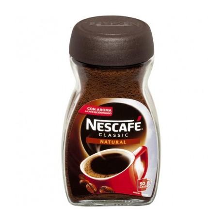 Café natural soluble NESCAFÉ 100 gr.